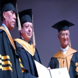 Doctorado Honoris Causa a Javier Cabo Salvador